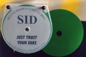 Sound Improvement Disc